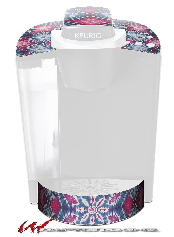 Tie Dye Star 102 – デカールスタイルビニールスキンFits Keurig k40 Eliteコーヒーメーカー( Keurig Not Included )   B018A3OLH6