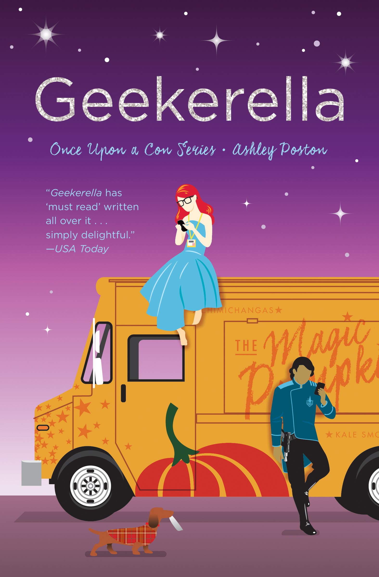 Amazon.com: Geekerella: A Fangirl Fairy Tale (Once Upon A Con ...