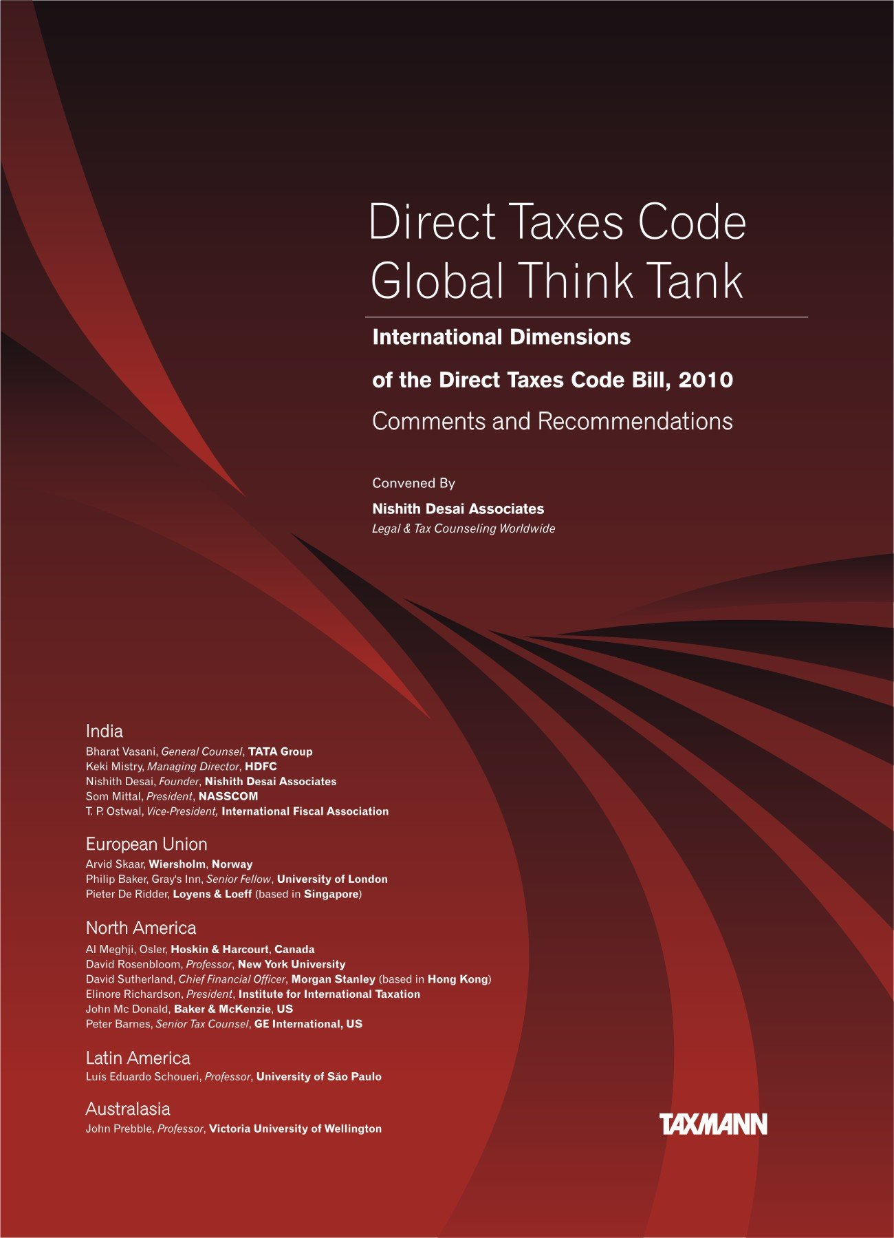 Buy Direct Taxes Code: Global Think Tank Book Online at Low Prices