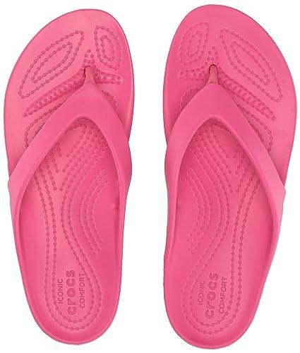 8c361b1c444ec Image Unavailable. Image not available for. Color: Crocs Women's Kadee II  Flip Flop | Casual Sandal ...