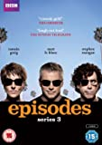Episodes - Series 3 [DVD]
