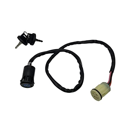 Amazon com: SHUmandala Ignition Key Switch fit Honda Rancher