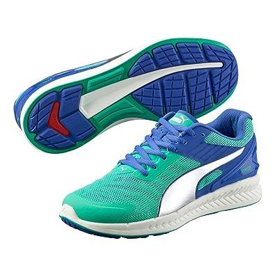 b2e5d1b01fb2d4 Puma Ignite V2 Femme Running Show, Vert (Mint Leaf/Dazzling B), 36.5 ...
