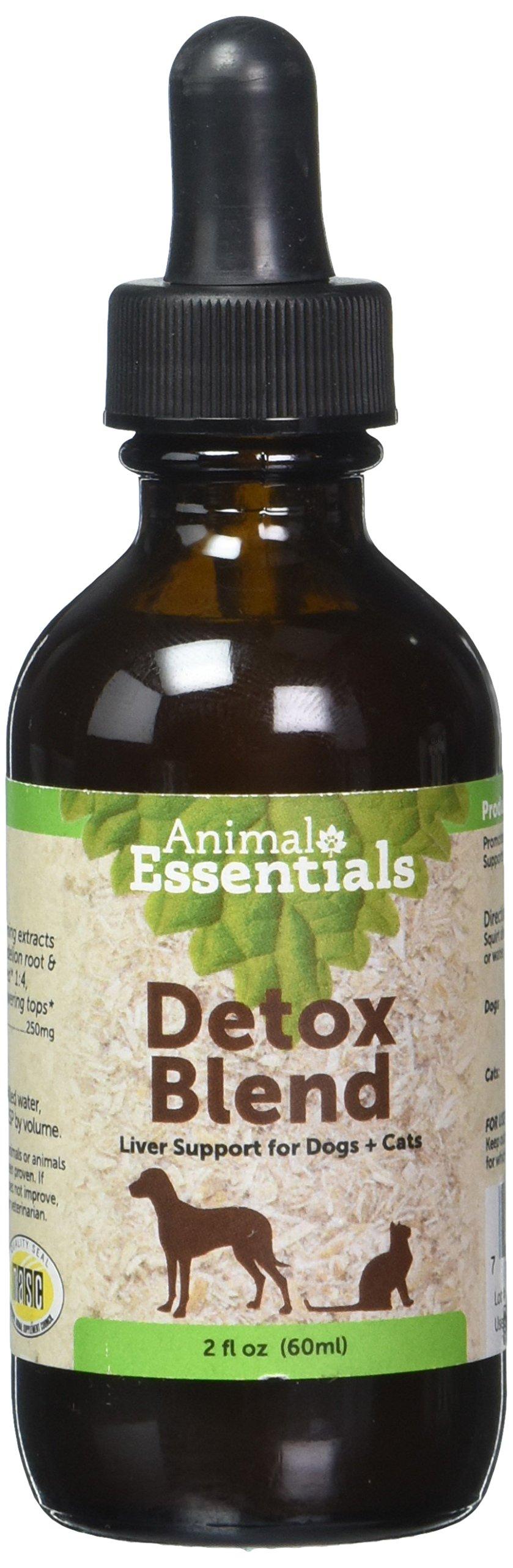 0ANIV Animal Essentials Detox/Allergy Blend 2 oz by 0ANIV