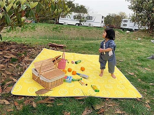 Cnrng Colchoneta De Camping Estera De La Comida Al Aire ...