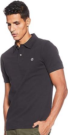 Timberland Millers River Camiseta Cuello Alto para Hombre: Amazon.es: Ropa y accesorios