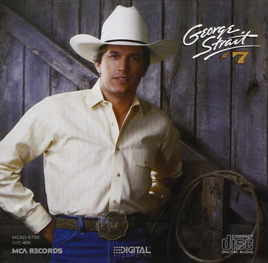 CD : George Strait - #7 (CD)