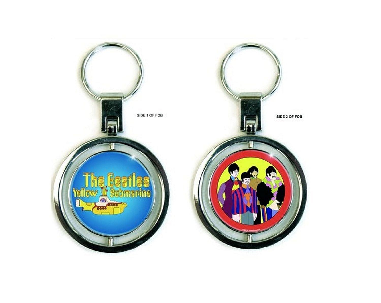 Amazon.com: El Beatles Yellow Submarine Llavero Nuevo ...
