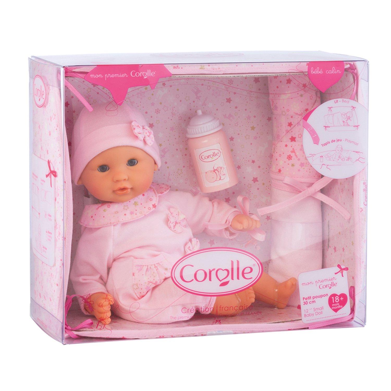 Amazon.es: Corolle CJC35 - Poupon - Mi primer bebé - Calin ...