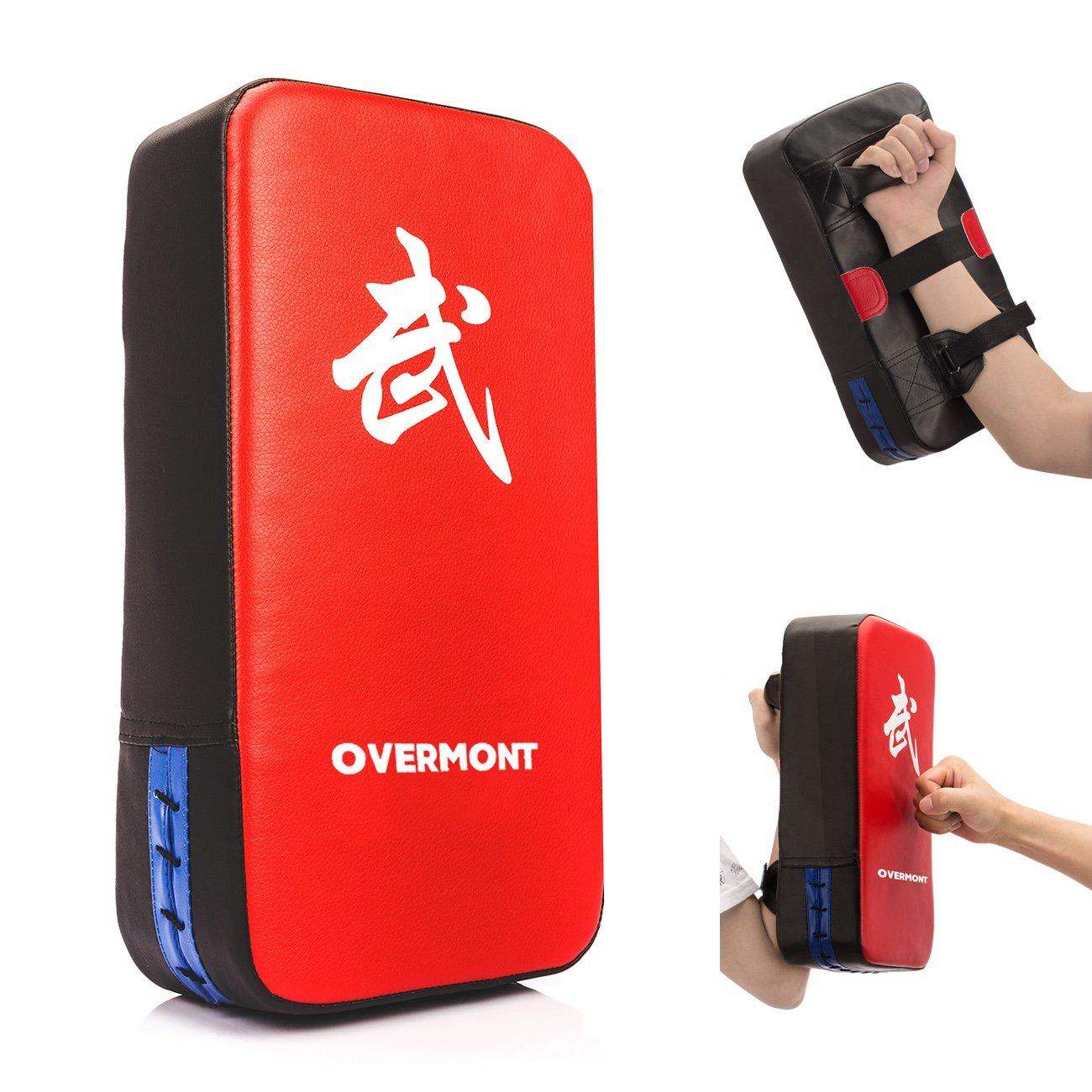 Sports & Entertainment 1pcs Boxing Pads Pu Leather Rectangle Kicking Strike Punching Pad Arm Shield Target For Focus Training Of Karate Muay Thai Kick Punching Bag & Sand Bag