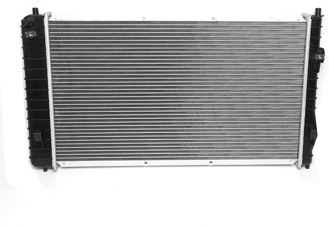 Replacement for Chevy Cavlier//Pontiac Sunfire 1-5//16 inches Inlet OE Style Aluminum Direct Replacement Racing Radiator