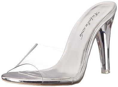 d2138efac6 Amazon.com   Fabulicious Women's CLE401/C dress Sandal   Slides