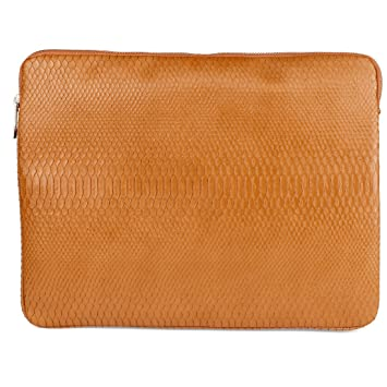 0b945e0d9e Scoop Street 22520Tan Faux leather trandy Laptop Sleeve for Man  Women   Girls - Buy Scoop Street 22520Tan Faux leather trandy Laptop Sleeve for  Man  Women  ...