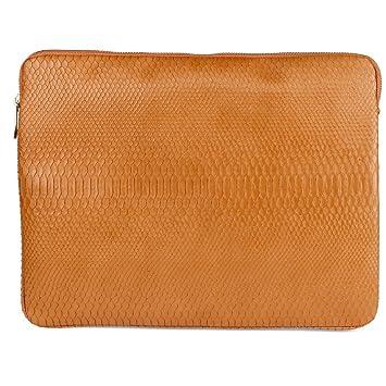 0b945e0d9e Scoop Street 22520Tan Faux leather trandy Laptop Sleeve for Man  Women   Girls - Buy Scoop Street 22520Tan Faux leather trandy Laptop Sleeve for  Man  Women  ...