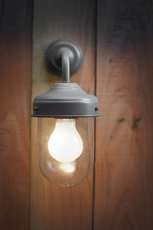 Garden Trading Barn Light in Charcoal: Amazon.co.uk: Garden & Outdoors