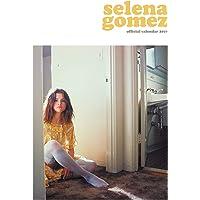 Selena Gomez Official 2019 Calendar - A3 Wall Calendar Format