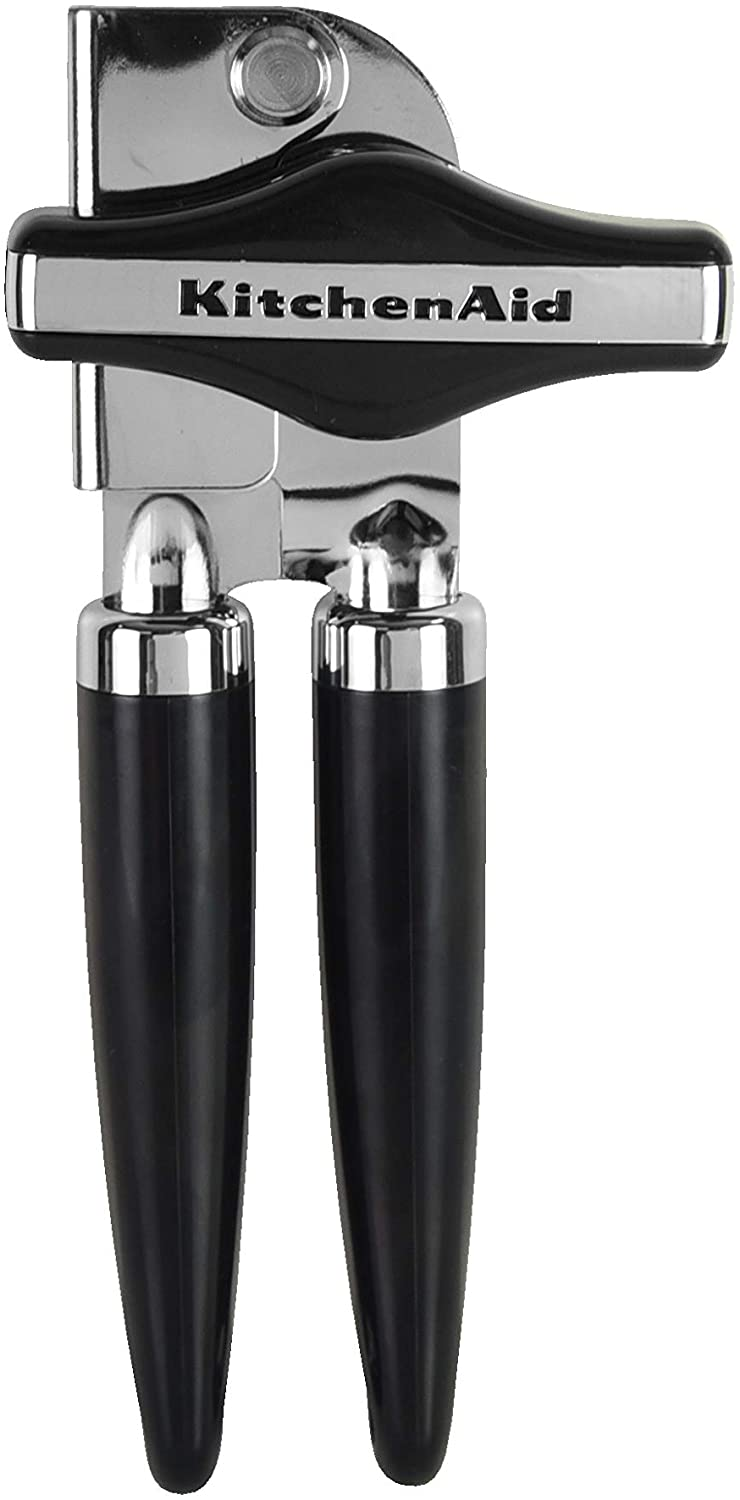 KitchenAid Can Opener, Black, One Size: Manual Can Openers: Kitchen & Dining