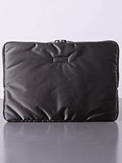 Porter Tanker Clutch Bag 622-66500: Silver Grey, Black