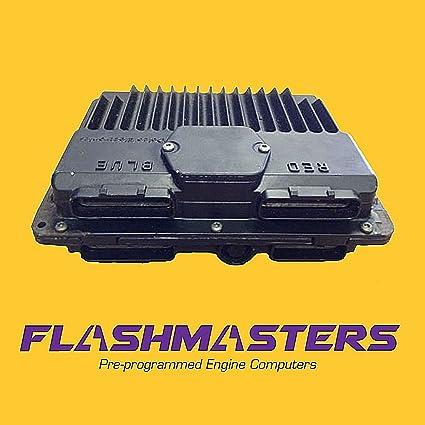 1999-2000 GMC Sierra Engine computer 16263494 Programmed to your VIN   PCM ECM