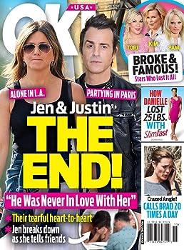 1-Year OK! Magazine Subscription