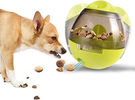 Pelota dispensador de comida para perro IQ traiter la pelota para ...