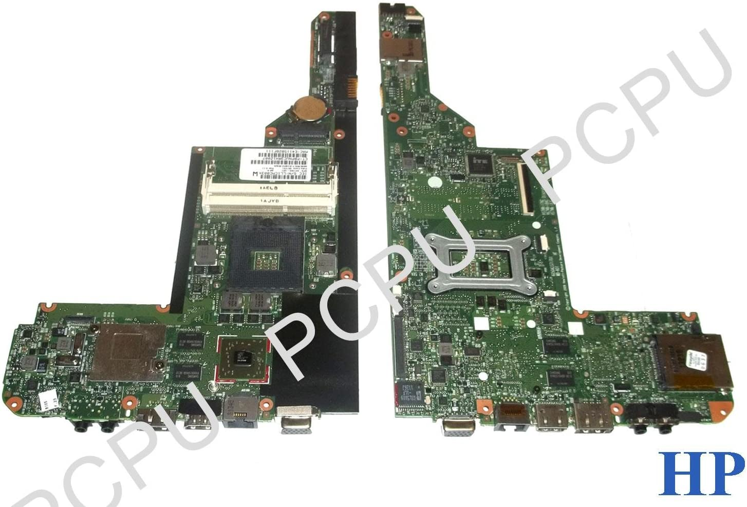 621045-001 HP DM4 HD5470//1GB DDR3 Intel Laptop Motherboard s989