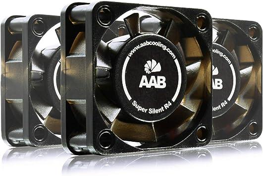 AAB Cooling Super Silent R4 - Un Silencioso y Muy Efectivo ...