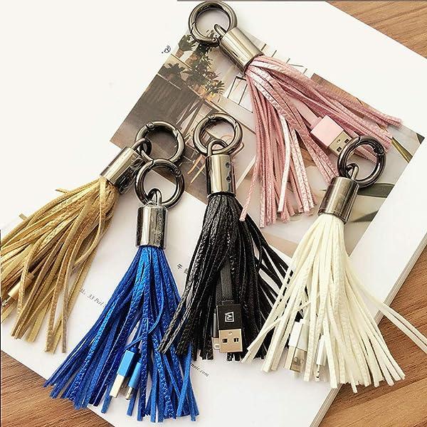 Amazon.com: 1 one enjoy Lightning to USB Keychain Charger ...