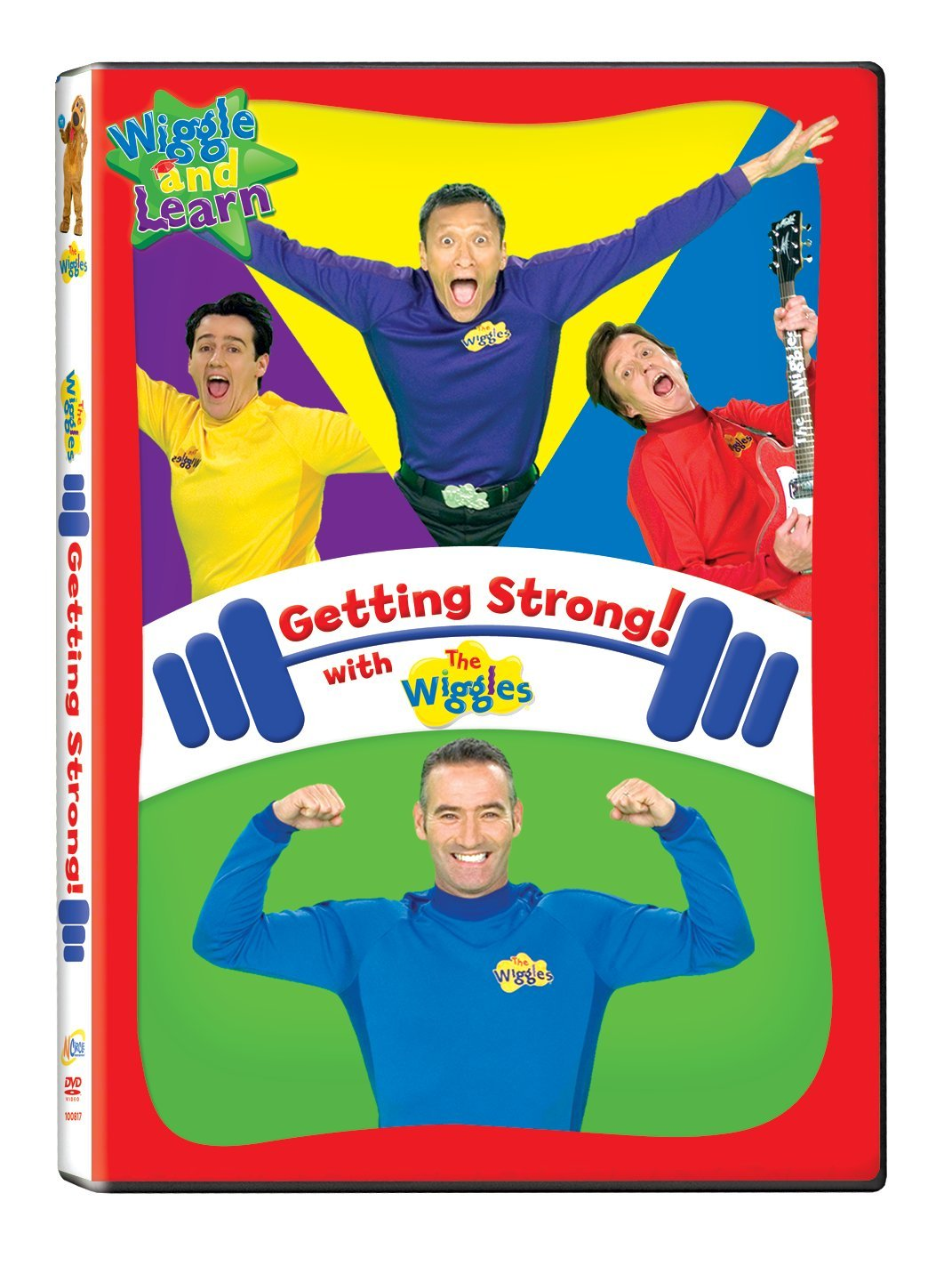 Getting Strong with The Wiggles
