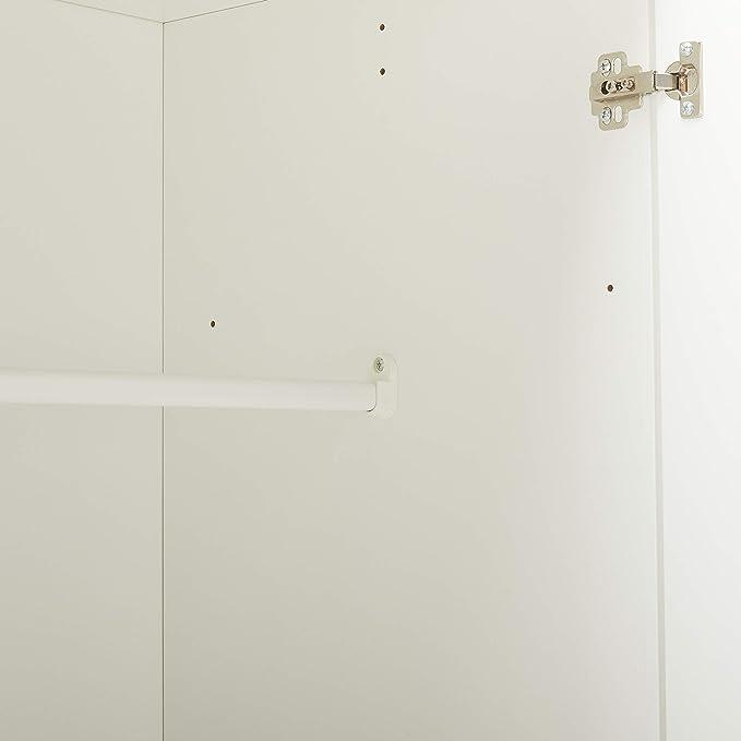 Amazon.com: Brimnes Home Bedroom Wardrobes - Armario con 3 ...