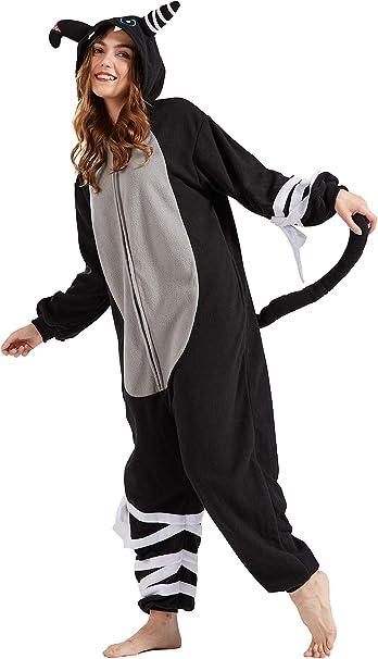 Pigiama Anime Cosplay Costumi di Carnevale Adulti Pigiama Tuta Animali Unisex