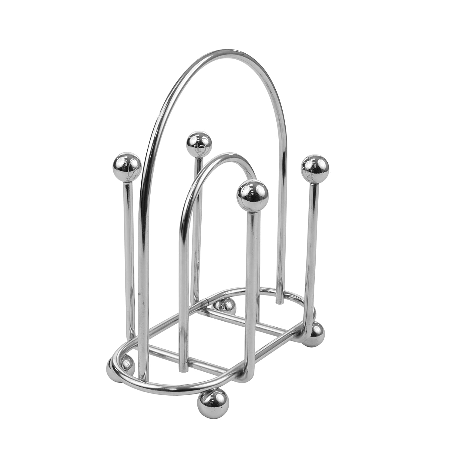 Spectrum Diversified Pantry Works Arch Napkin Holder, Chrome Spectrum Diversified Designs Inc. 40870