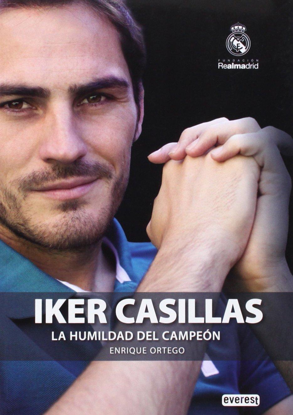 Iker (Biografías Real Madrid)