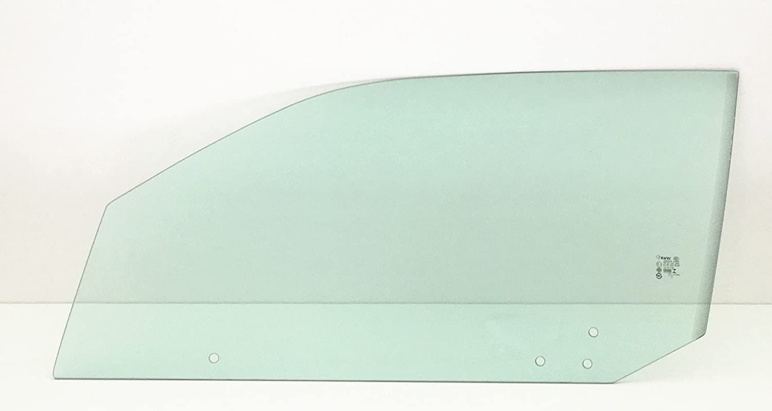 NAGD Compatible with BMW 3 Series M3 328i 328is 323i 323is 318i 318is 2 Dr Coupe /& Convertible Drive Side Left Front Door Window Glass