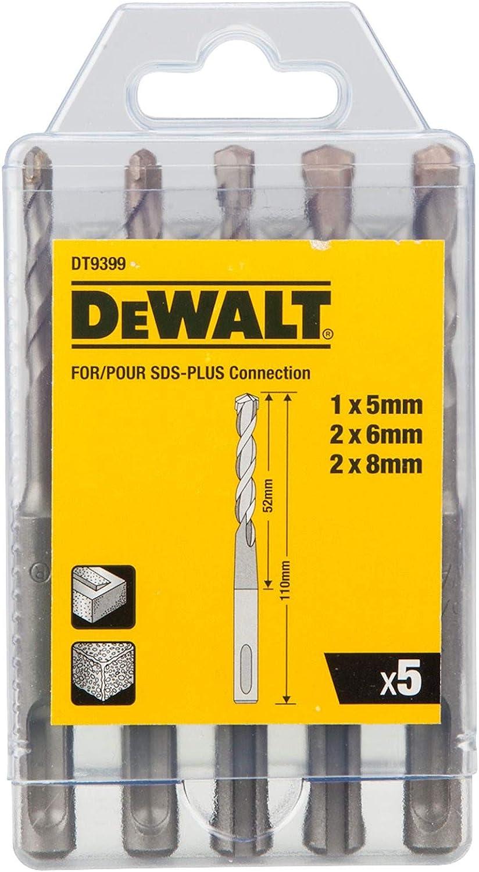 260 X 6 mm SDS Rotary Hammer Concrete Masonry Drill Bit Round Shank Carbide Tip