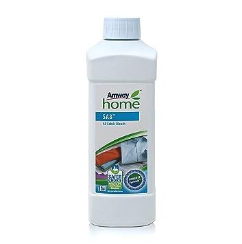 Lejia biodegradable para todo tipo de prendas: Amazon.es: Salud y ...