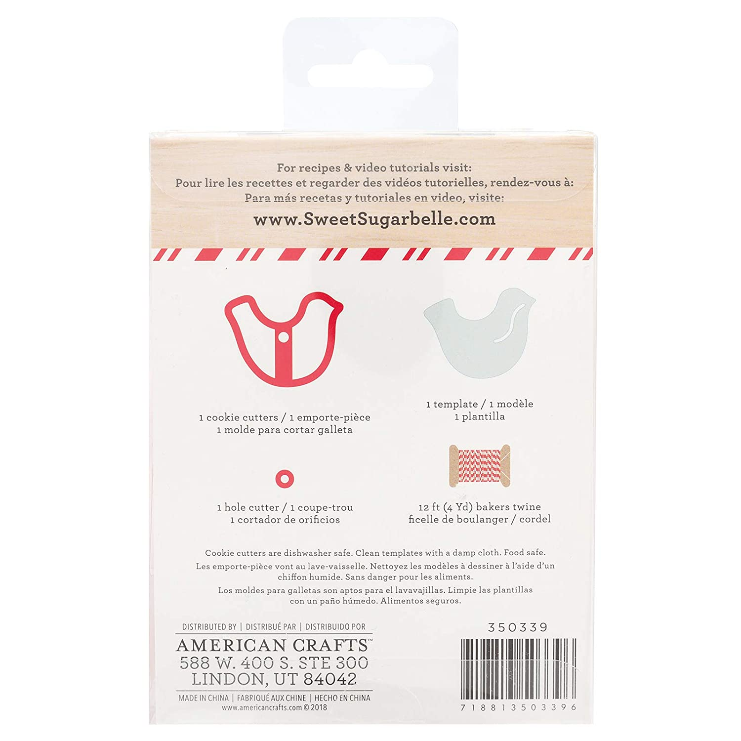 Amazon.com: Sweet Sugarbelle 350339 Dove Ornament Kit Mutli: Arts, Crafts & Sewing