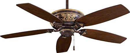 Minka-Aire F659-MCG, Classica Mottled Copper with Gold Highlights Energy Star 54 Ceiling Fan