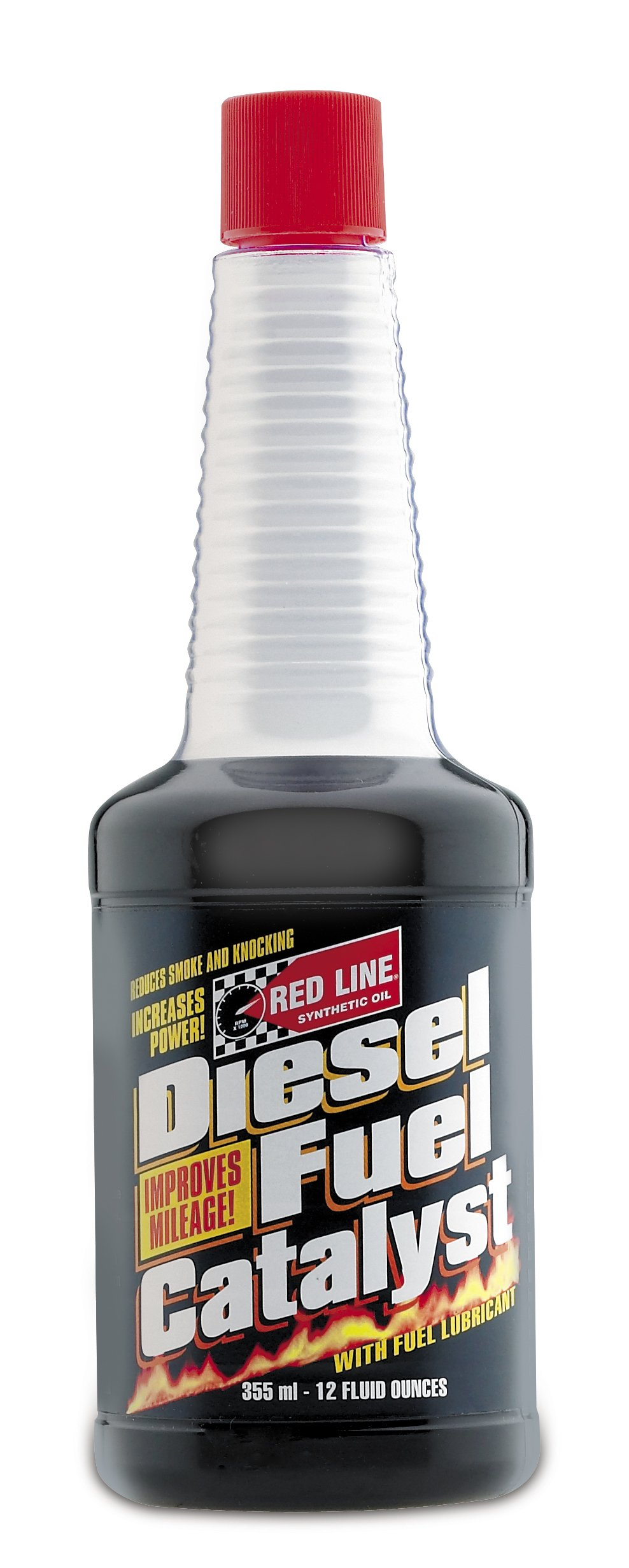 Red Line 70102 Diesel Fuel Catalyst - 12 oz. by Red Line Oil