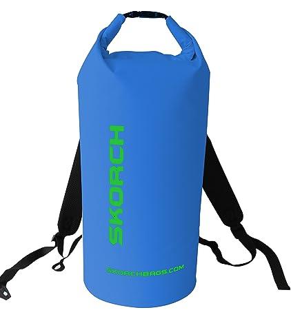 Amazon.com: SKORCH Original mochila impermeable bolsa seca ...