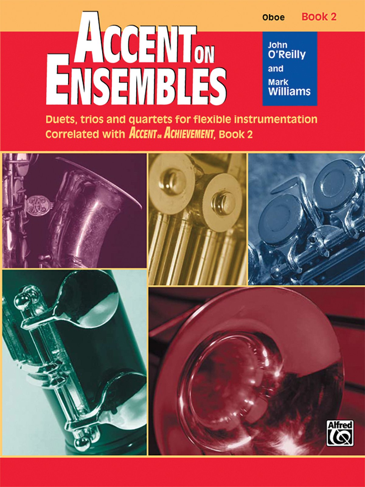 Download Accent on Ensembles, Bk 2: Oboe (Accent on Achievement) pdf