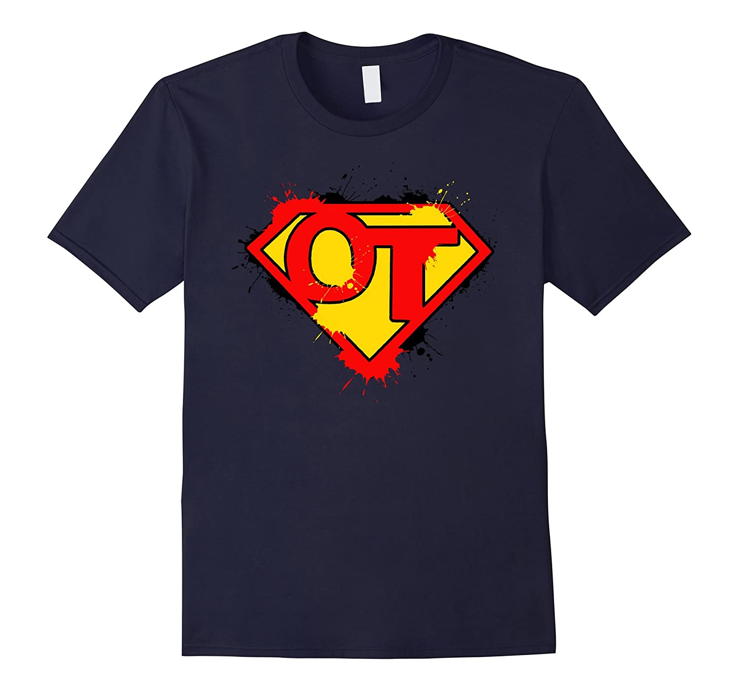 Super OT Occupational Therapy T-Shirt-Vaci