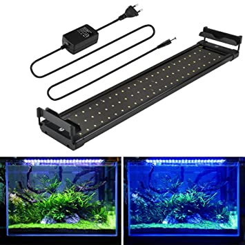Mainlicht Lumieres Rampe Led Pour Aquarium 50 70 Cm Eclairage