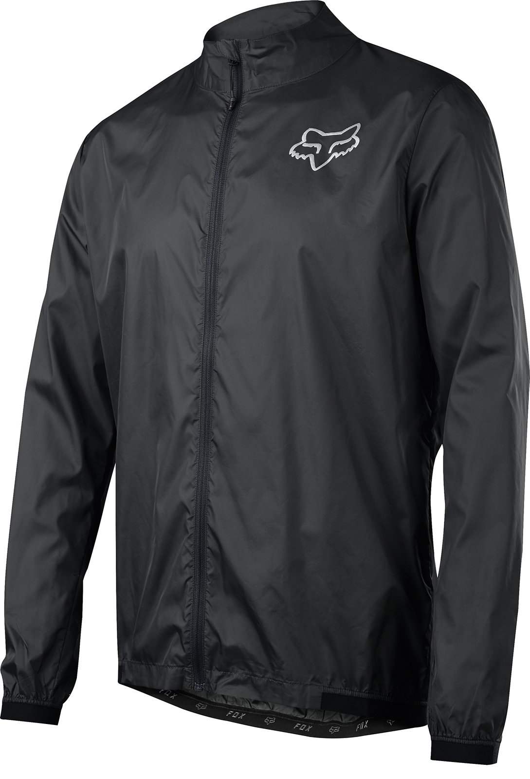 Fox Attack Wind Light Jacket LARGE BLACK