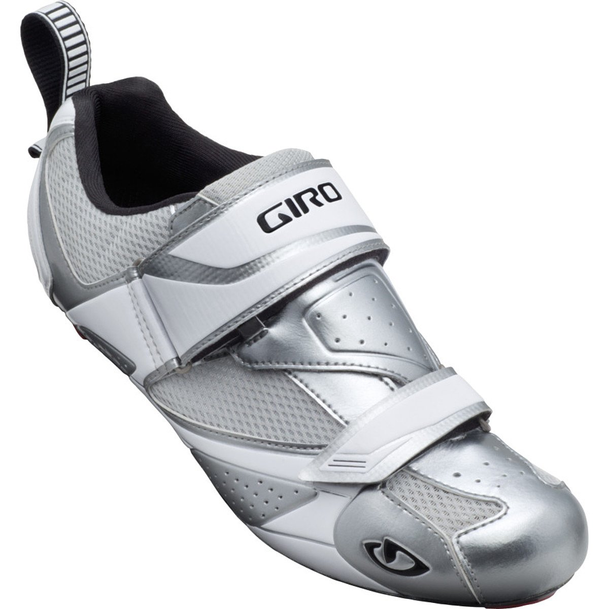 Chrome White Giro Petra VR shoes