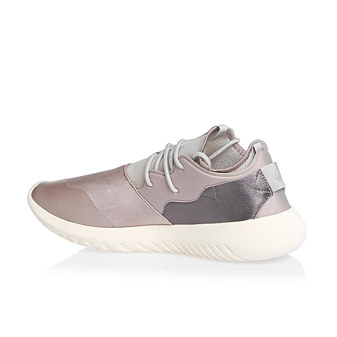 official photos 0a284 059e9 adidas Tubular Entrap Damen Sneaker Grau Amazon.de Schuhe  Handtaschen
