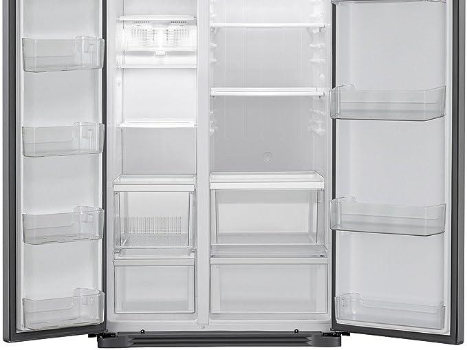 Amerikanischer Kühlschrank Ohne Gefrierfach : Lg gsb pvqv side by side kühl gefrier kombination kühlschrank