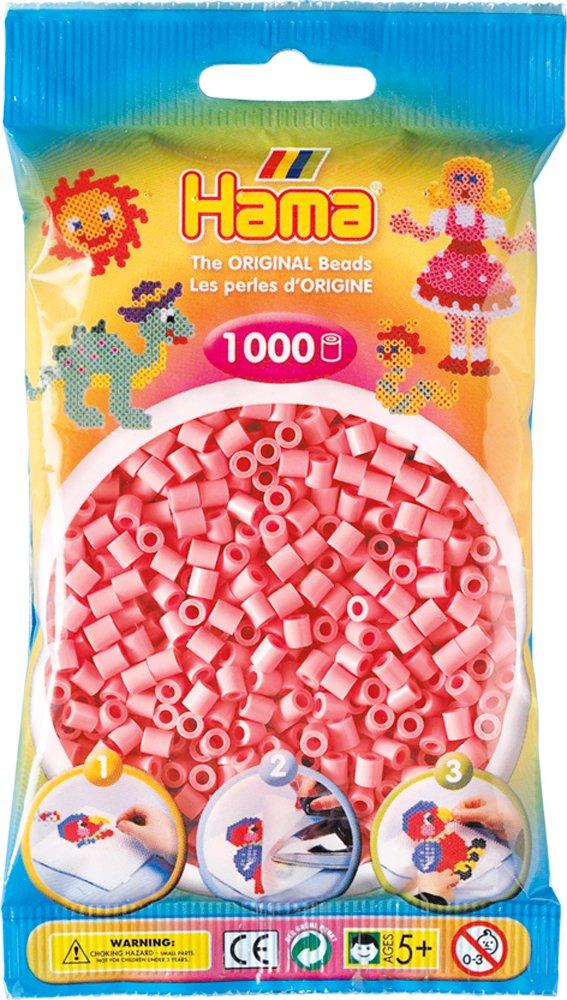 Hama 1,000 Aqua Midi Beads