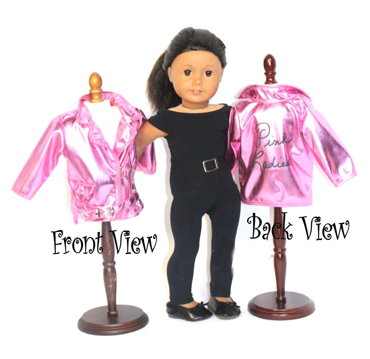 Amazon.com: Arianna Fits American Girl 18 Doll - Pink Ladies ...