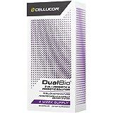 Cellucor DualBio Prebiotic & Probiotic Supplement for Women & Men, Patented Capsule-in-Capsule Digestive Enzymes with 10 Billion CFU, 56 Capsules